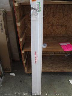 Corner Shower Rod
