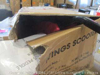 Wings Scooter (Box Damage)