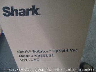 Shark Rotator Upright Vac
