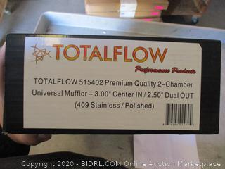 TOTALFLOW Performance Muffler