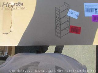 5-Tier Bookcase