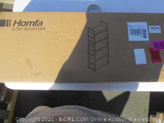 5-Tier Bookcase (Box Damage)