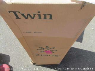 "6"" Spring Mattress Size Twin"