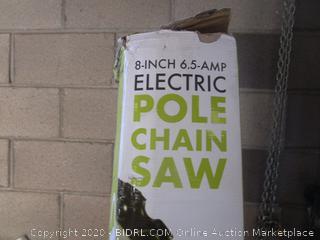 Electric Pole Chain Saw