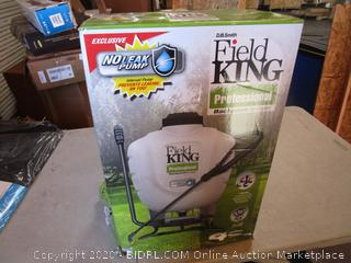 Field King Professional Backpack Sprayer  see pictures