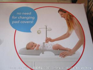 Wipe-Clean Changing Pad