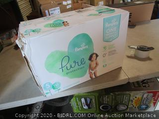 Pampers Pure Protection Size 5