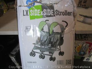 Side x Side Stroller (Box Damage)