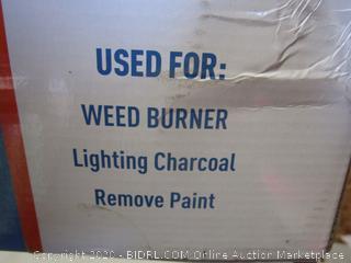 Weed Burner