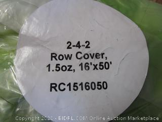 Row Cover
