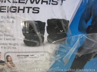 Ankle/Wrist Weights (Box Damage)
