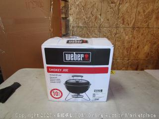 Weber Smokey Joe Charcoal Grill (Box Damage)