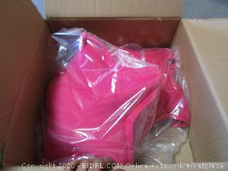 Pink Plush Pillows
