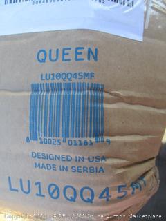 Queen Mattress Topper