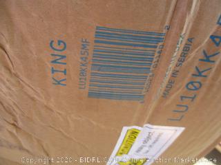 King Foam Mattress