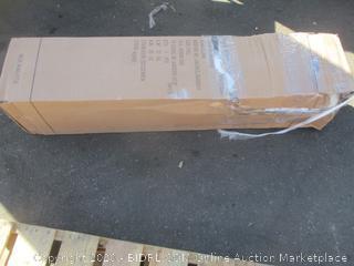 Classic Brands Decker 10.5 inch gel Foam Mattress  Full