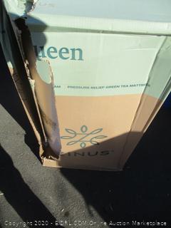 Zinus Queen Mattress  see pictures