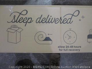 Sleep Delivered Mattress new