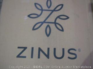 "Zinus 12"" Memory Foam Mattress King new"