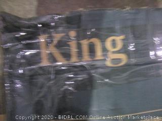 Zinus 12 Memory foam Mattress  King