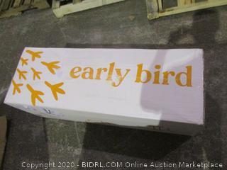 early bird 12 inch Memory foam Mattress king
