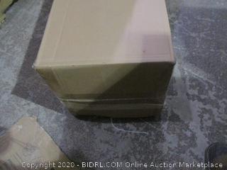 Olee Sleep 10 inch Omega Hybrid gel infused memory foam and Spring Mattress Twin  new
