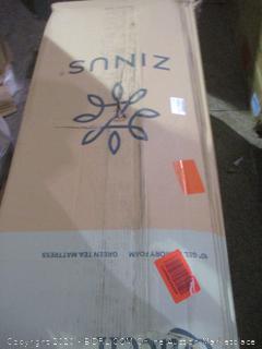 Zinus Queen 10 inch gel mattress  new