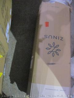 "Zinus 10"" Icoil spring gel foam cooling mattress  new full"