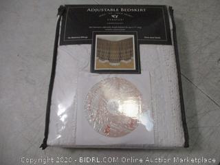 Adjustable Bedskirt