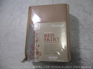 Queen Bedskirt