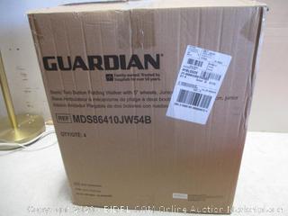 Guardian Basic two Button Folding walker