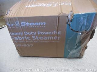 Pur Steam Heavy Duty Powerful Fabric Steamer  new