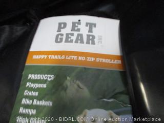 Pet Gear Stroller Possibly damaged