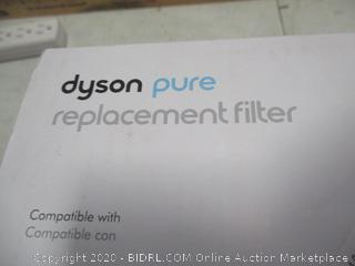 dyson pure replacement filter