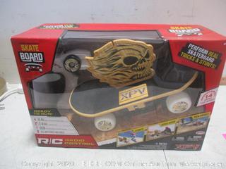 Skateboard RC Control
