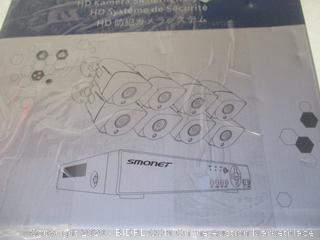 Simonet Incomplete Missing Parts