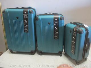 Luggage set new