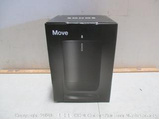 Move The Premium battery-powered smart speaker