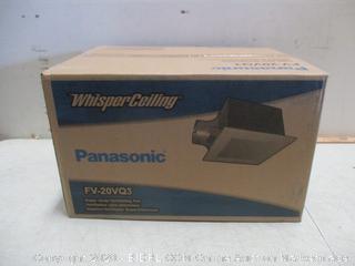Panasonic Super Quiet Ventilating fan