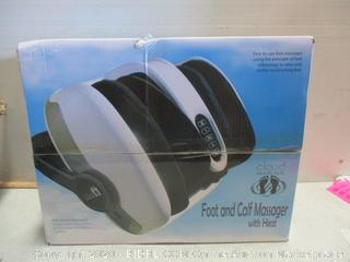 Foot and Calf Massager  new