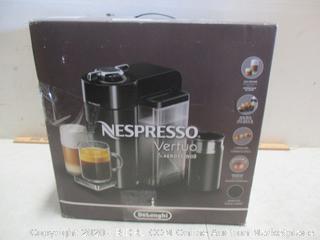 Nespresso Vertuo & Aeroccino 3   new