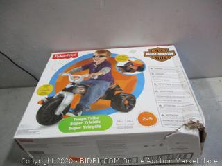 Fisher Price  Tough Trike