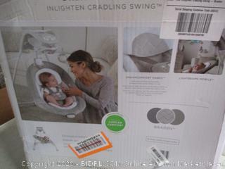 Ingenuity Cradling Swing
