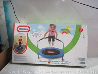Little Tikes Trampline