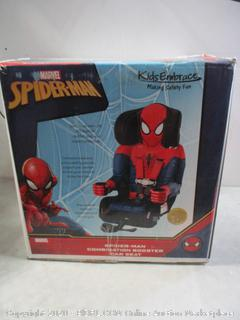 Spiderman Combination Booster Car Seat