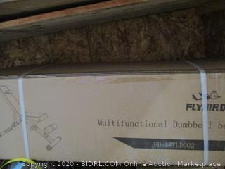 Multifunctionl Dumbbell Bench