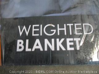 RelaXeden Weighted Blanket  20 pounds