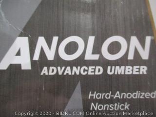 Anolon 3 Piece Cookware