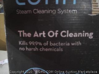 Sienna Luna Steam Cleaning System