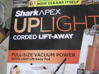 Shark Apex Uplight Corded Lift Away